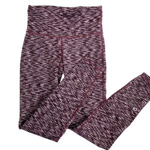 Gap fit maroon burgundy leggings